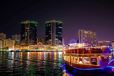 Creek Dhow Cruise